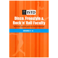 Technical Specification for Disco/Freestyle, Grades 4 to 6