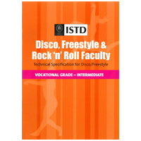Technical Specification for Disco/Freestyle, Vocational Grade -Intermediate