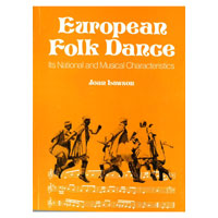 European Folk Dance: It's National and Musical Characteristics