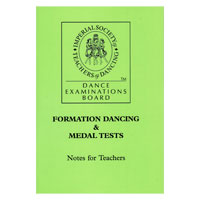 Formation Dancing & Medal Tests