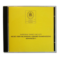 National Music for Vocational Graded Examinations - Advanced 1