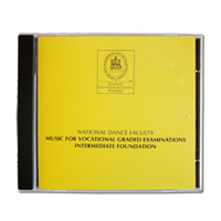 National Music for Vocational Graded Examinations - Intermediate Foundation