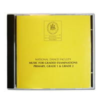 National Music for Graded Examinations Primary, Grade 1 & 2