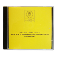 National Music for Vocational Graded Examinations Intermediate