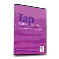 Tap DVD - Primary Class Test, Grades 1, 2 & 3