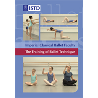 The Training of Ballet Technique, Imperial Classical Ballet Faculty DVD and Syllabus Book package