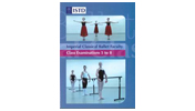 Imperial Classical Ballet Faculty, Class Examinations 5 to 8 DVD