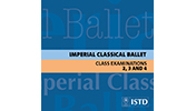 Imperial Classical Ballet, Music for Class Examinations 2, 3 and 4
